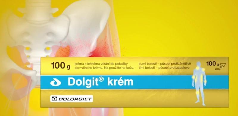 Долгит крем