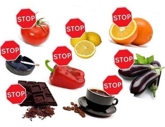 что запрещено есть при псориазе