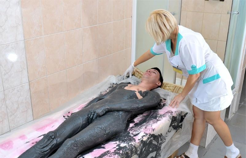 лечение грязями