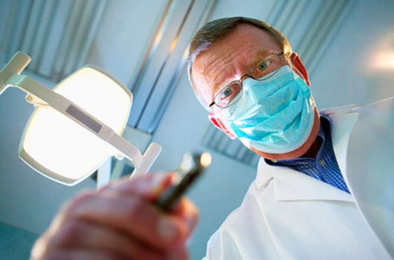 на приеме дерматолога