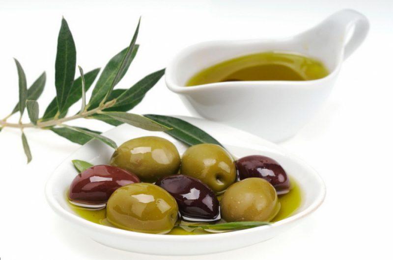 Растительное масло оливки