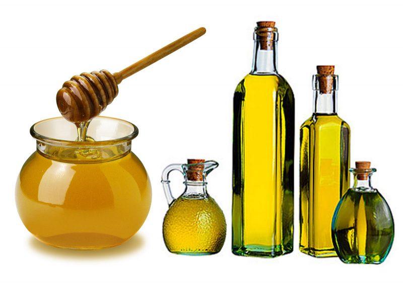 Мази с медом