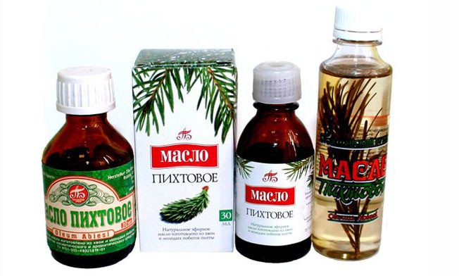 Пихтовое масло от псориаза