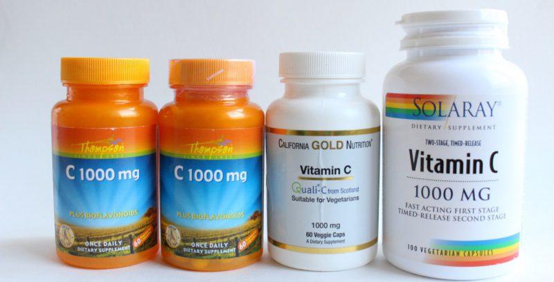 С-витамин