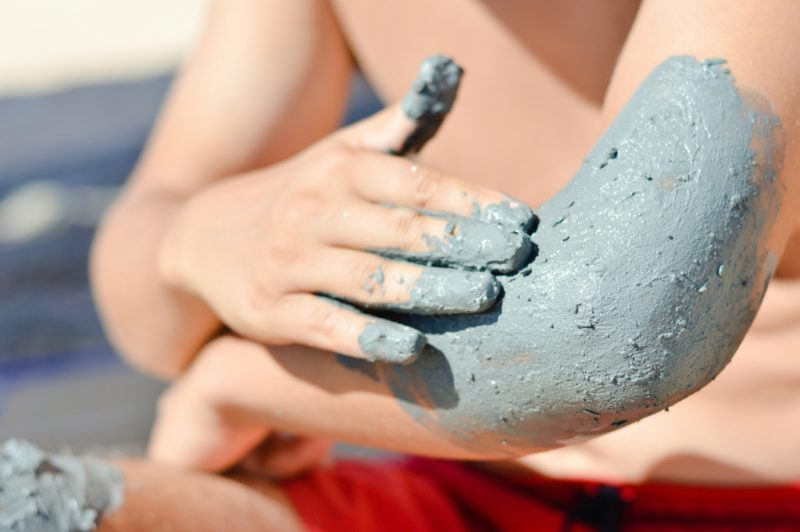 лечение псориаза грязями