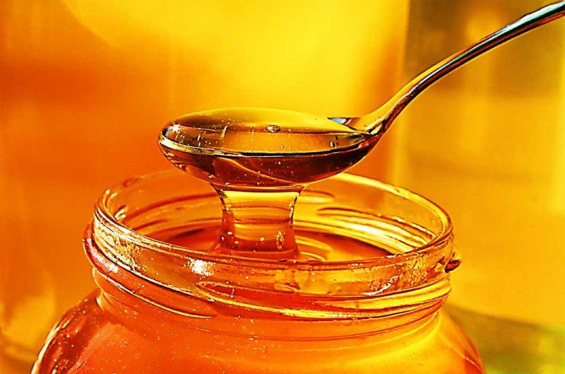 мед при псориазе