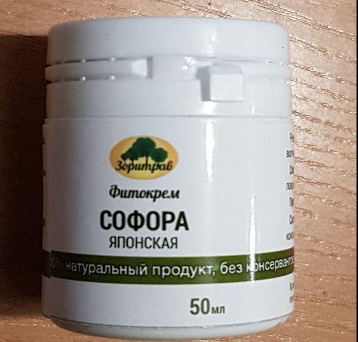 Софора эффективное средство в борьбе с псориазом