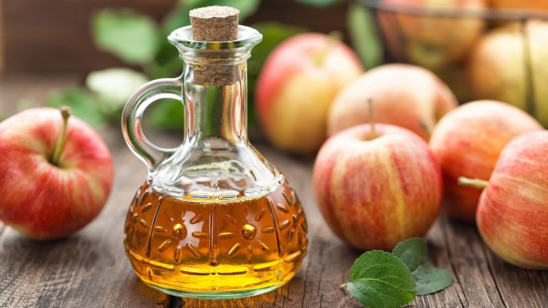 яблочный уксус от псориаза отзывы