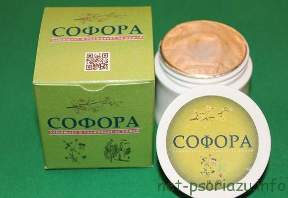 Софора для лечения чешуйчатого лишая