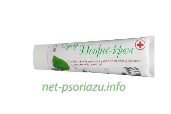 Псори-крем на основе солидола от псориаза
