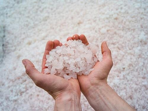 ванны с морской солью при псориазе