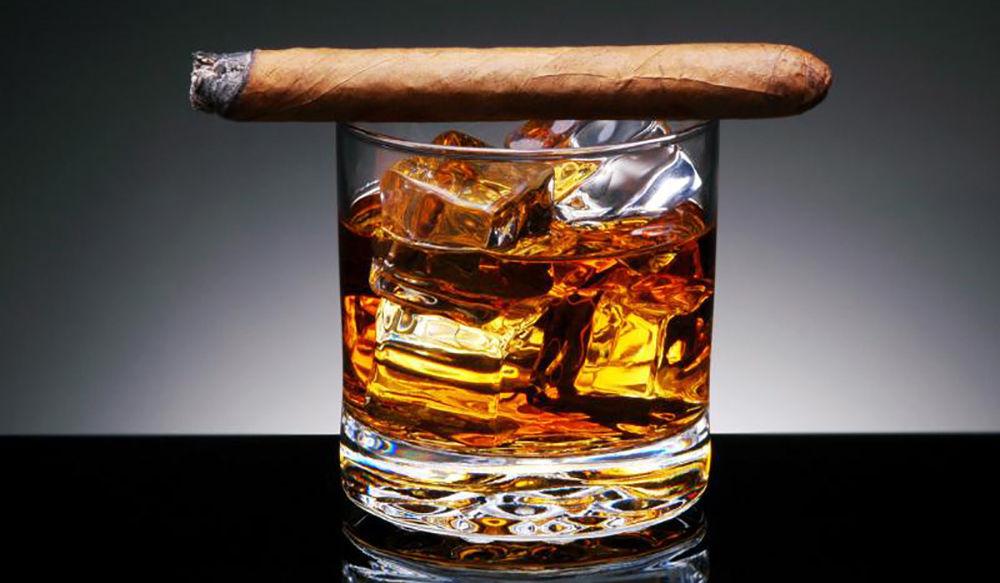 Влияние курения и алкоголя