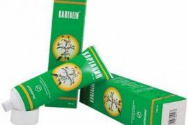 Мазь от псориаза «Карталин»: описание препарата и особенности применения