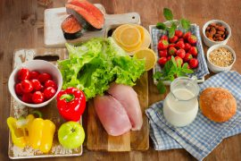 Что можно и нельзя кушать пациентам при псориазе