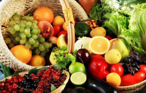 Щелочные продукты питания