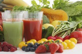 Щелочные продукты питания: список, система питания