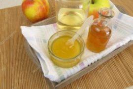 Яблочный уксус от псориаза: как лечить, популярные рецепты, отзывы
