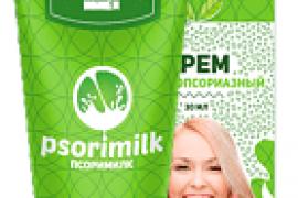 Psorimilk от псориаза – крем нового образца