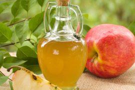 Яблочный уксус при псориазе